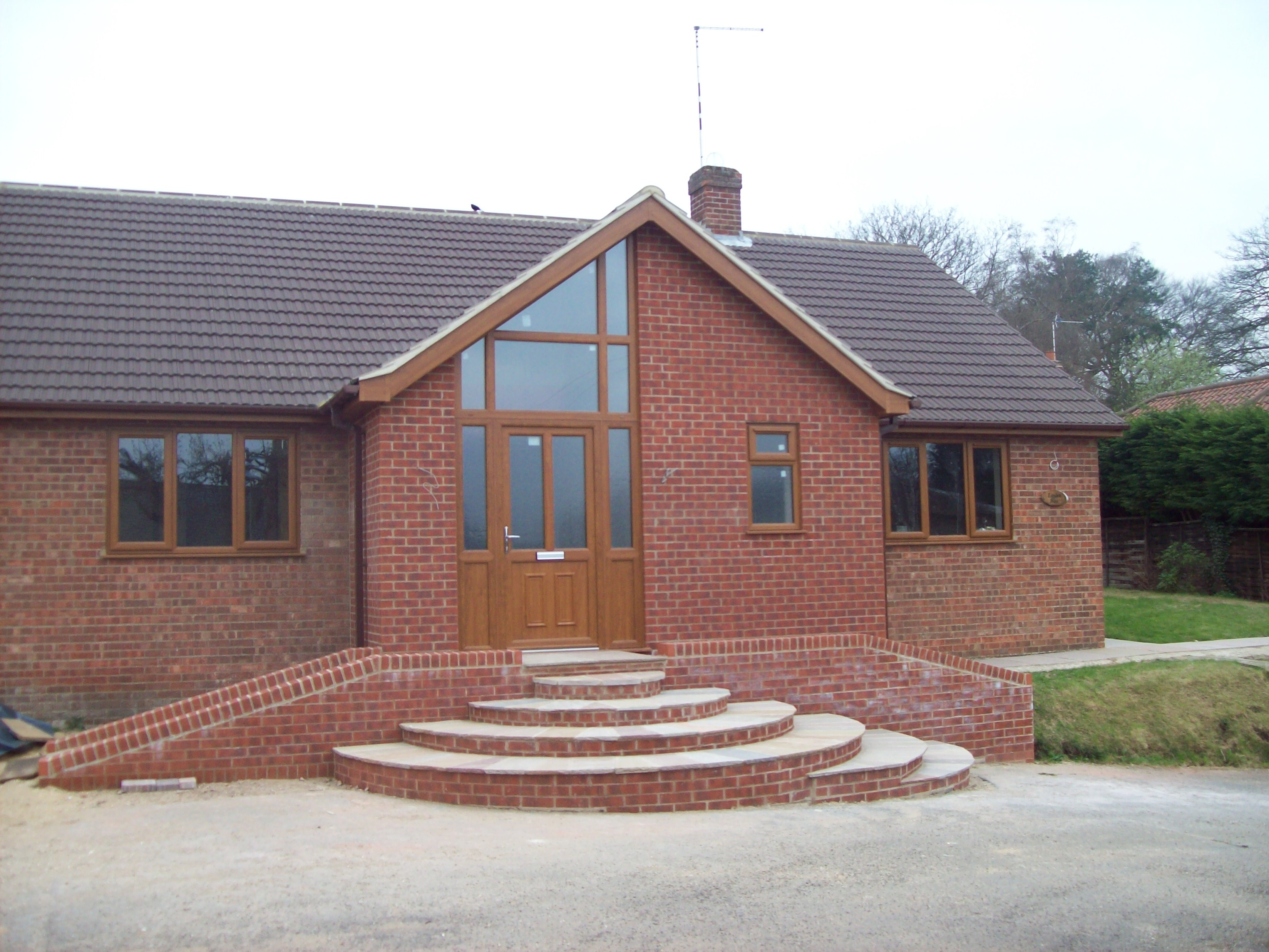 Planning an extension in louth grimsby lincoln and for Porch extension